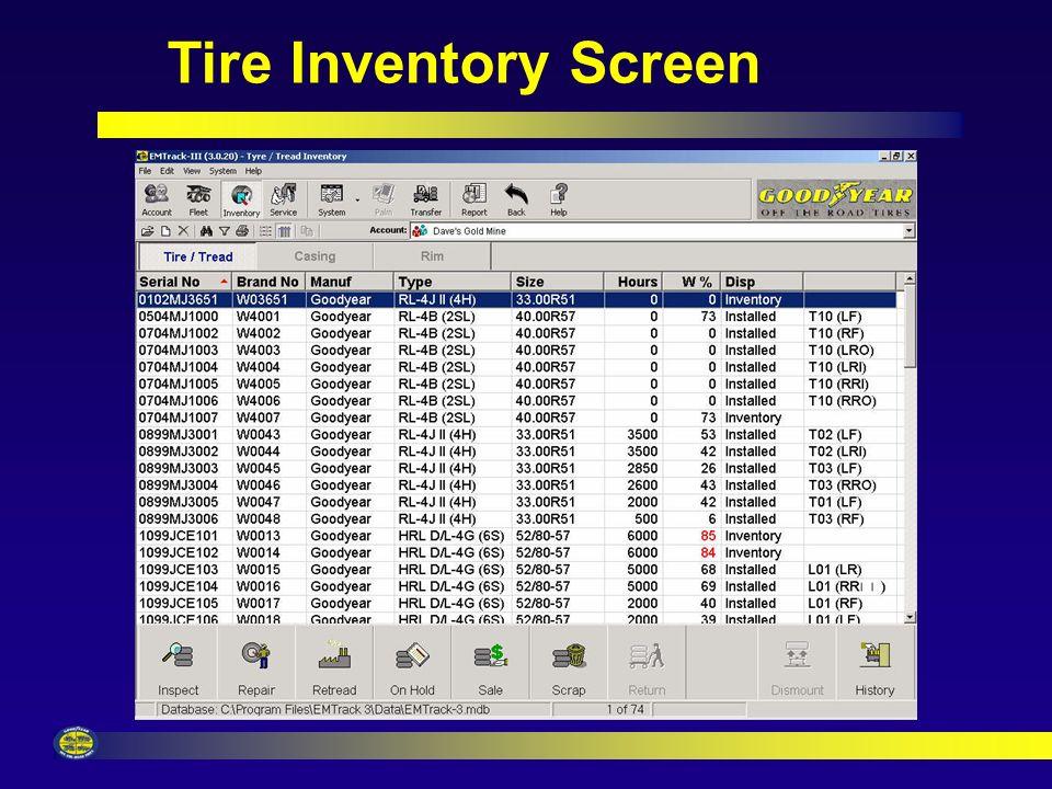 Add Vehicle Screen