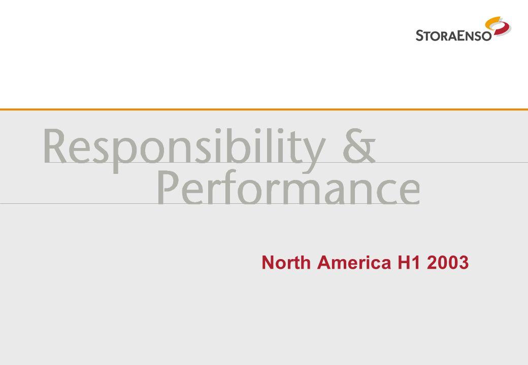 North America H1 2003