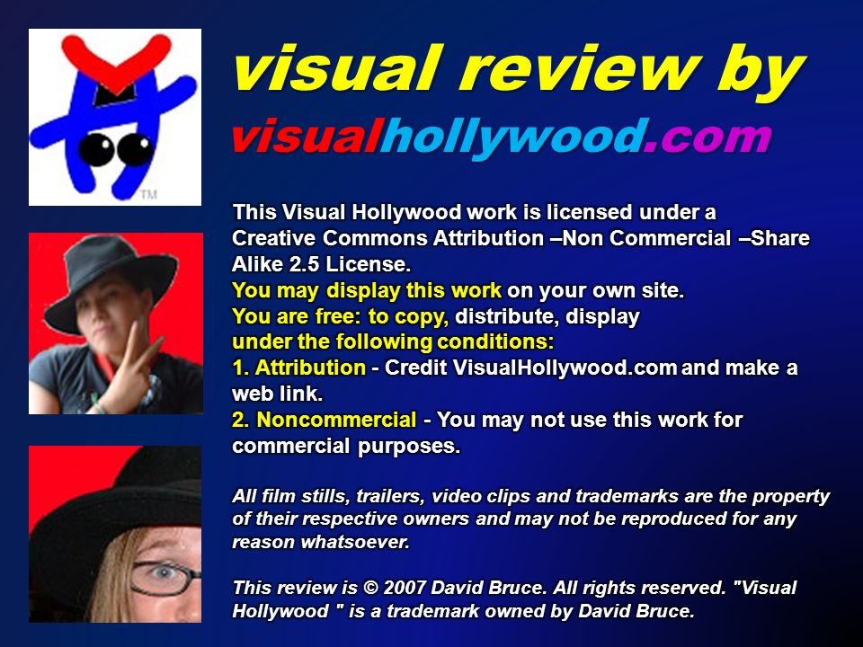 visual review by visualhollywood.com