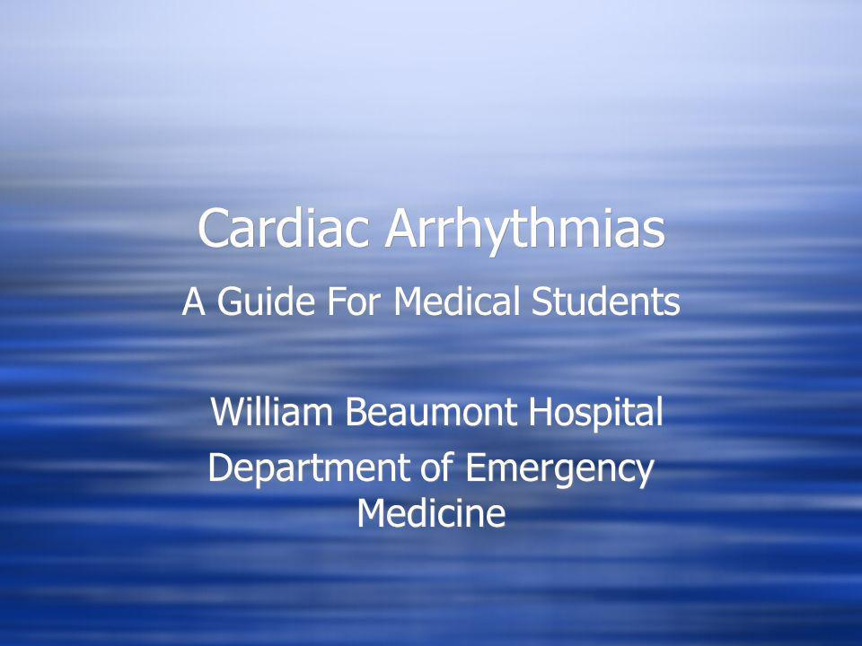 In evaluating arrhythmias - Rate - Is it fast or is it slow If slow – is there group to group beating Rhythm - Is it regular, irregular or irregularly irregular.