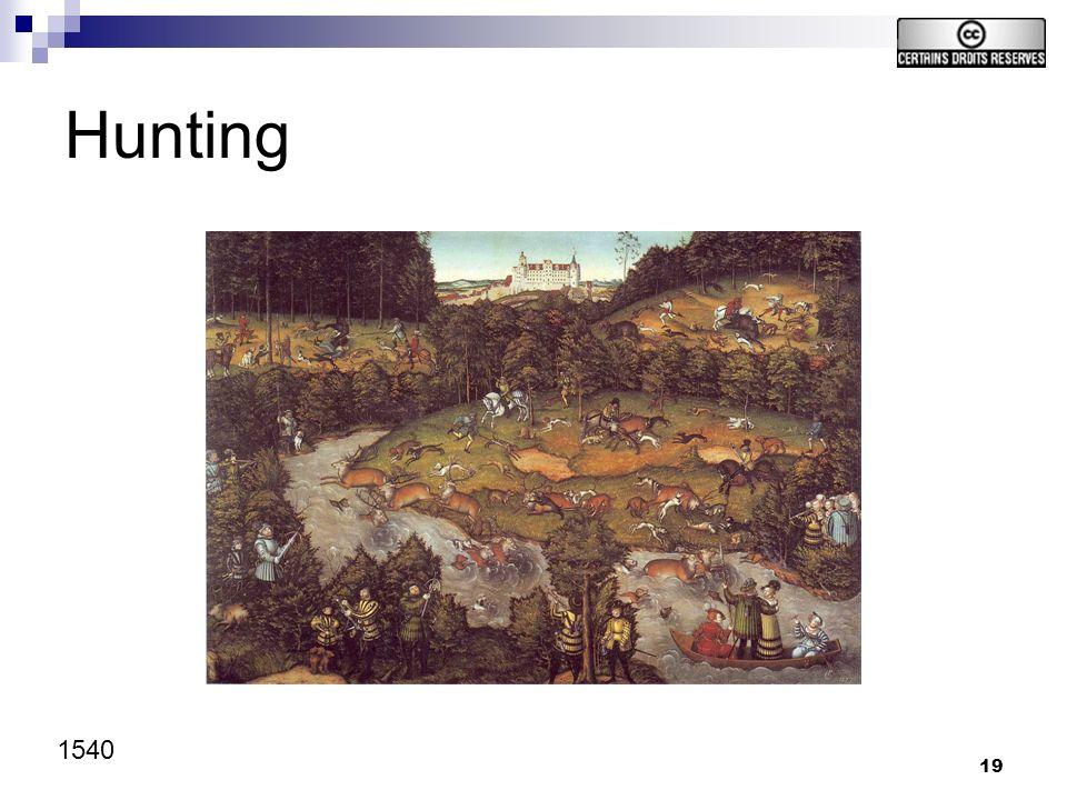 19 Hunting 1540