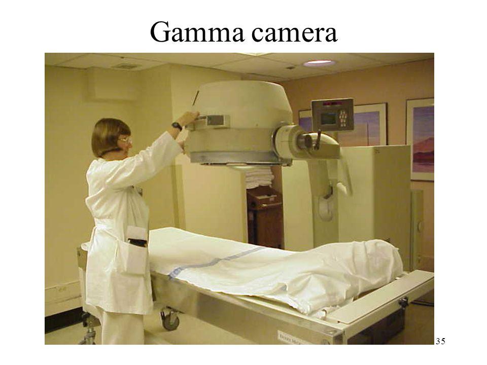 35 Gamma camera