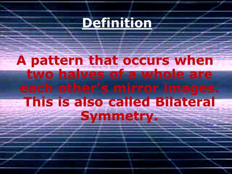 Reflective Symmetry