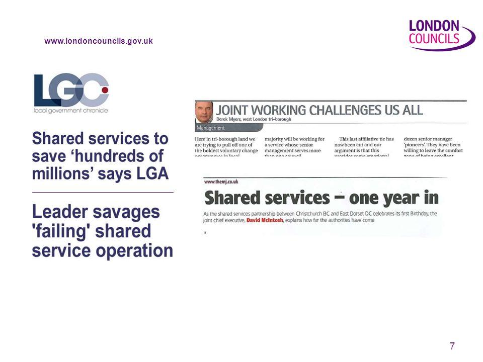www.londoncouncils.gov.uk 7