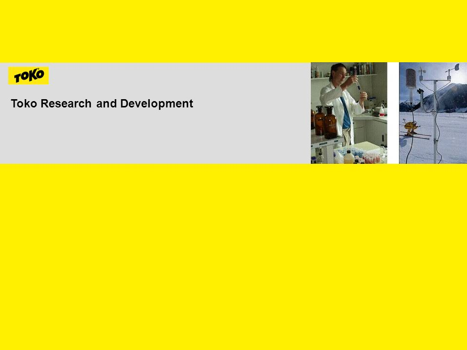 Toko Research and Development
