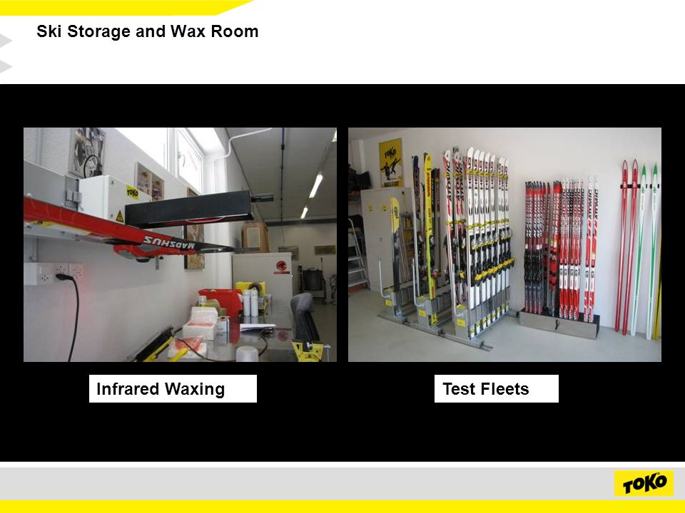 Infrared WaxingTest Fleets