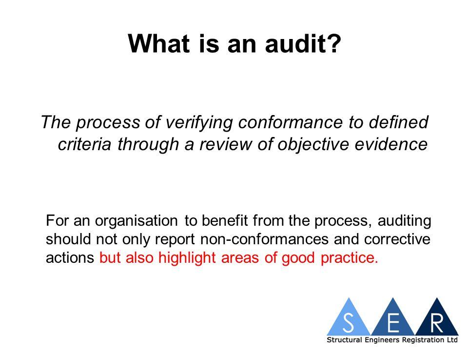 Audit rating