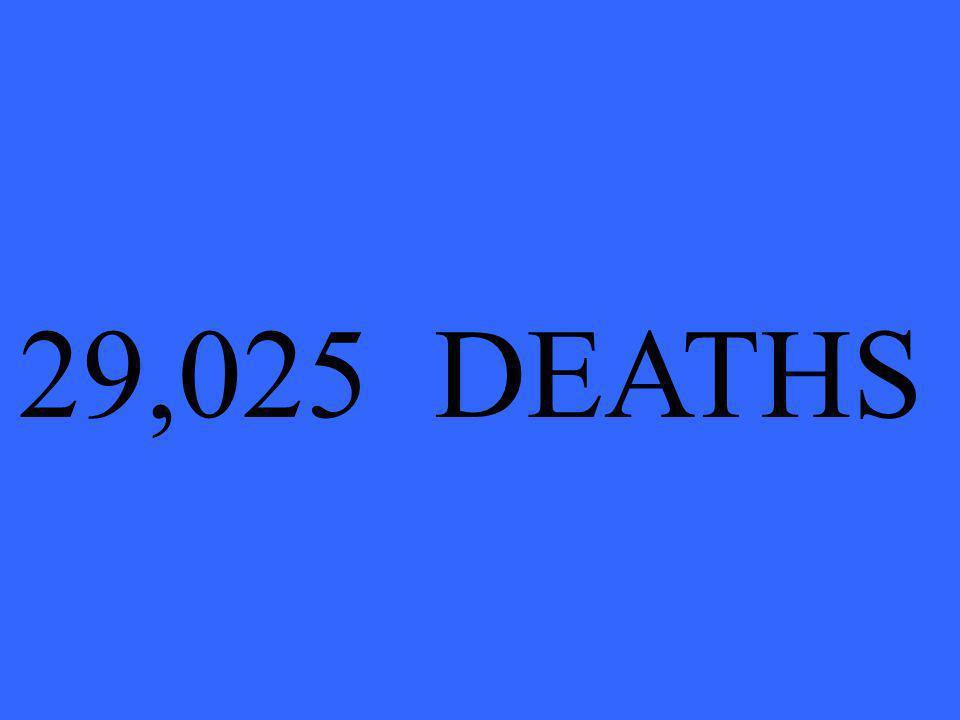 29,025 DEATHS