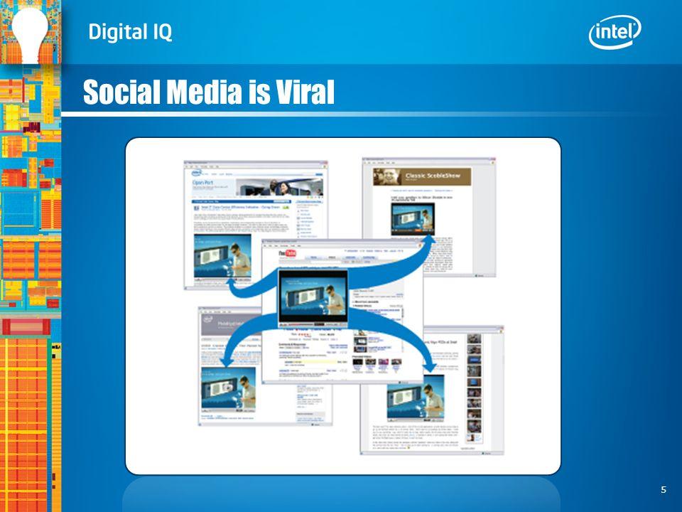 5 Social Media is Viral