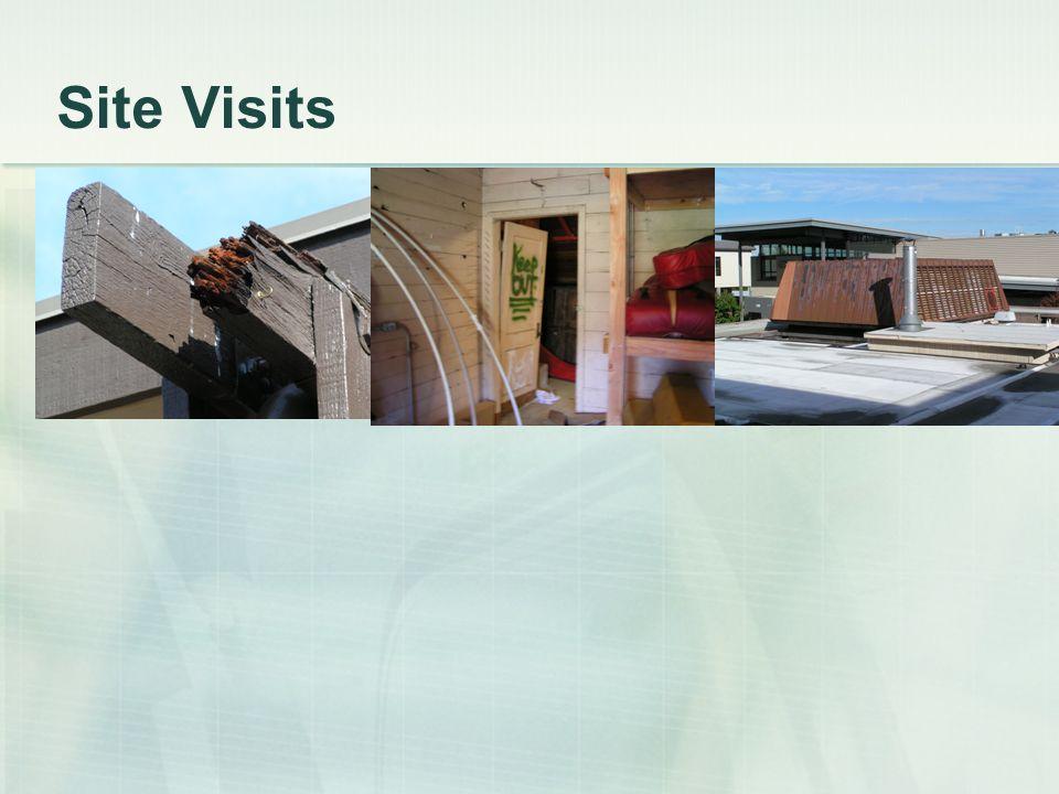 Site Visits