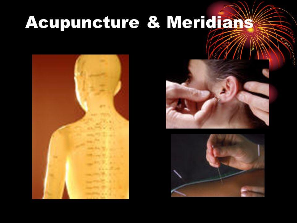 Acupuncture & Meridians