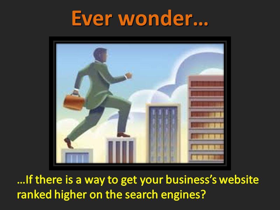 Ever wonder…