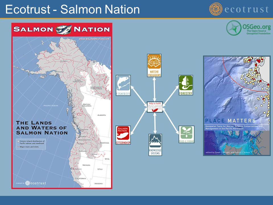 Ecotrust - Salmon Nation