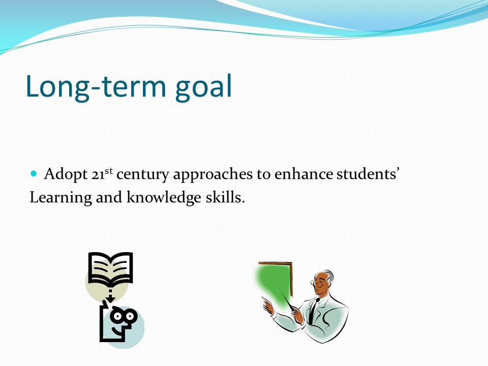 Content Long Term Goal Short Term Goal Challenges & Solutions Instructional Strategies & Task Timeline Resources Conclusion