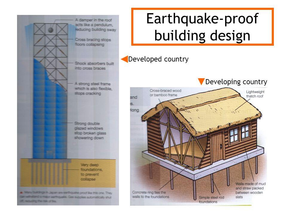 Earthquake Proof Buildings Japan Earthquake-proof Building