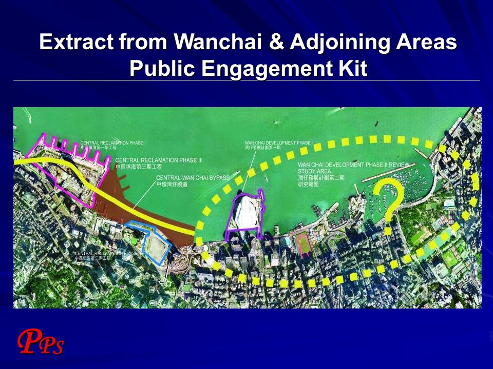 PPSPPS Extract from Wanchai & Adjoining Areas Public Engagement Kit