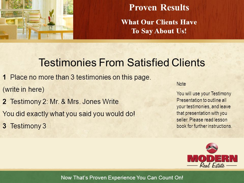 About The MLS Board How It Works With Us To Sell Your Home.