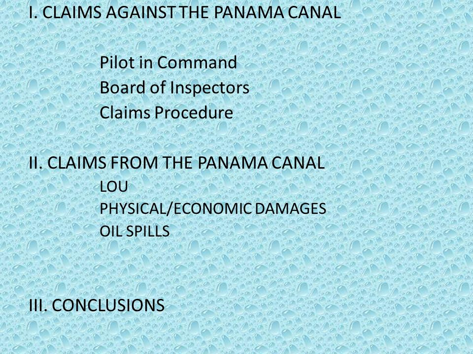 Article 90: Pilotage is compulsory in Canal waters.