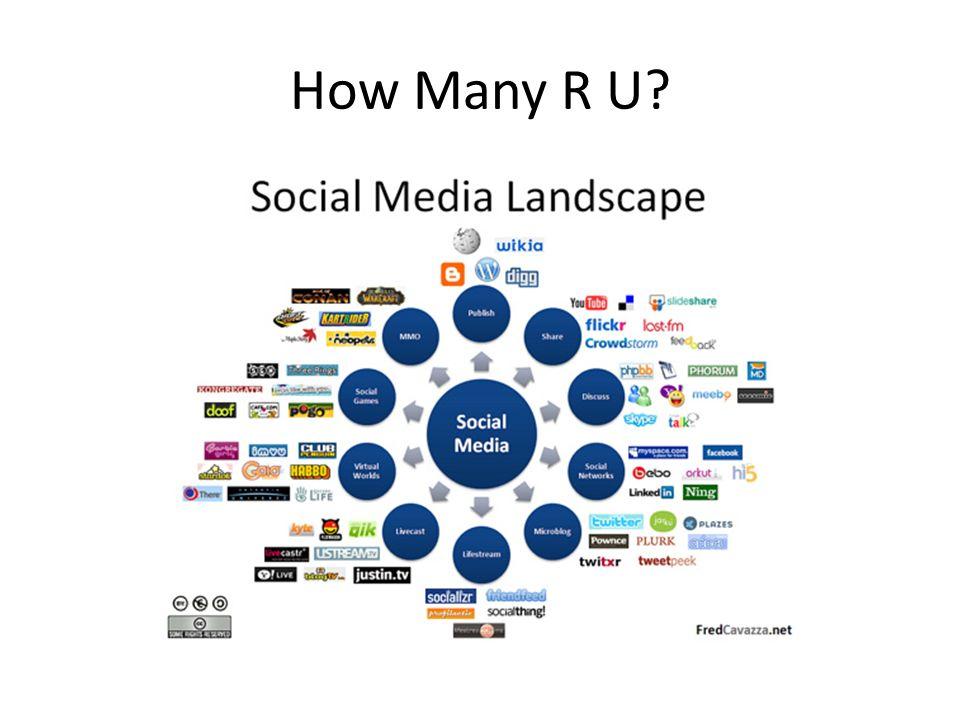 How Many R U?