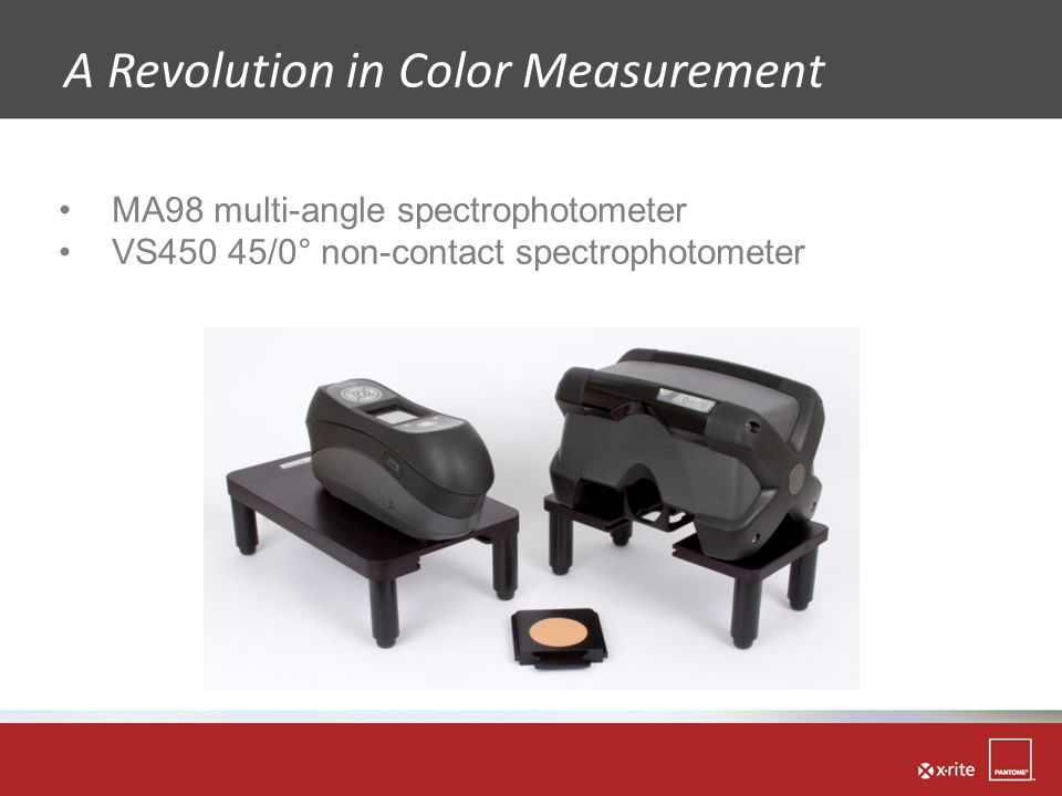 MA98 multi-angle spectrophotometer VS450 45/0° non-contact spectrophotometer