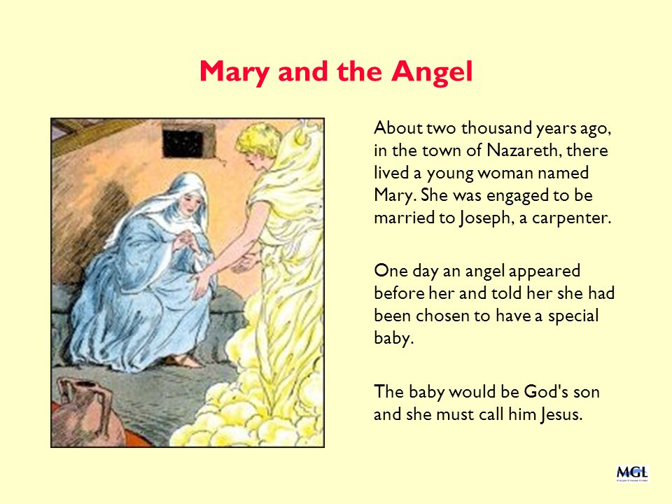 The Journey to Bethlehem Soon after the angel s visit, Mary and Joseph were married.