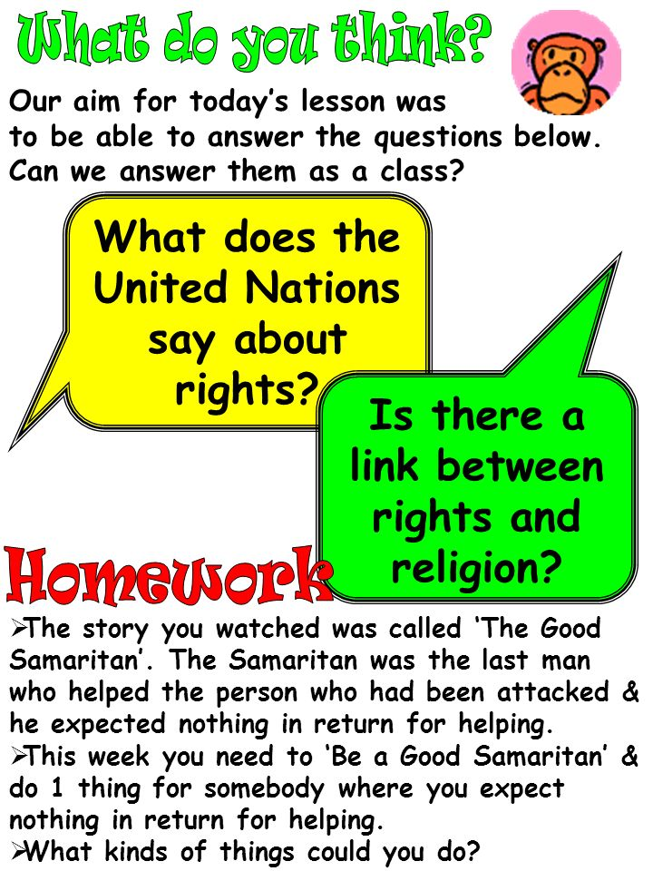 Our aim for todays lesson was to be able to answer the questions below.