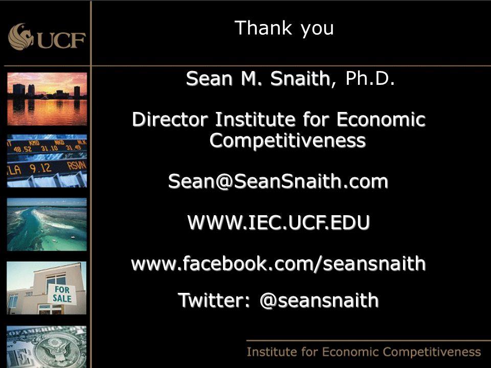 Sean M. Snaith Sean M. Snaith, Ph.D.