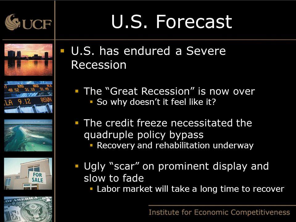 U.S. Forecast U.S.