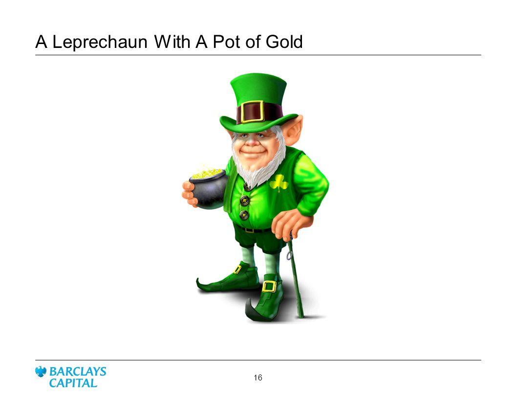 A Leprechaun With A Pot of Gold 16
