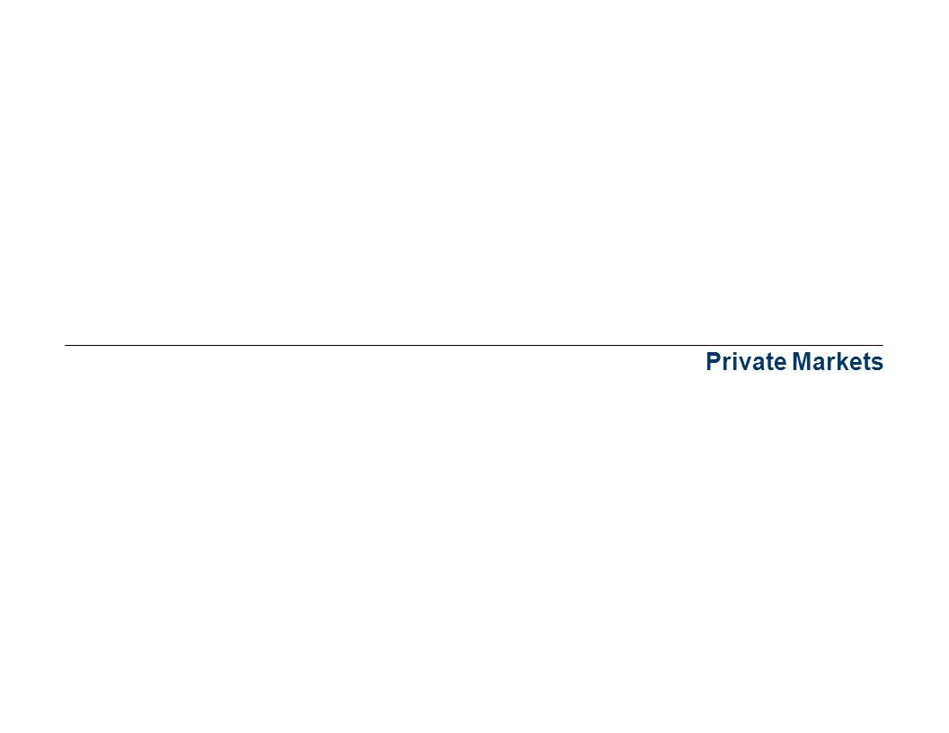 Private Markets