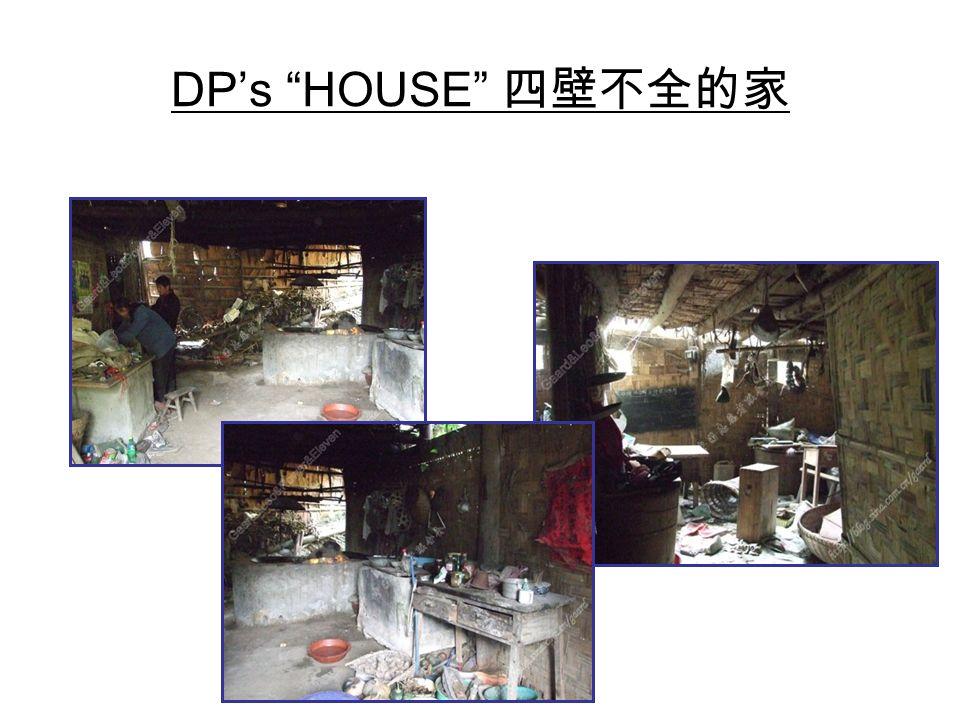 DPs HOUSE