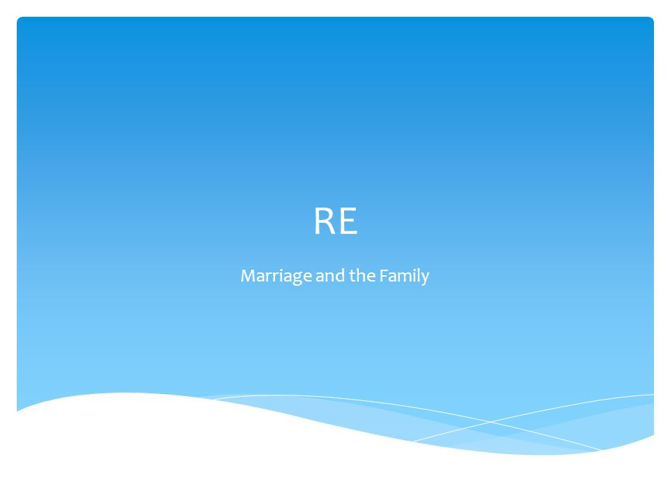 (a) What is a reconstituted family.