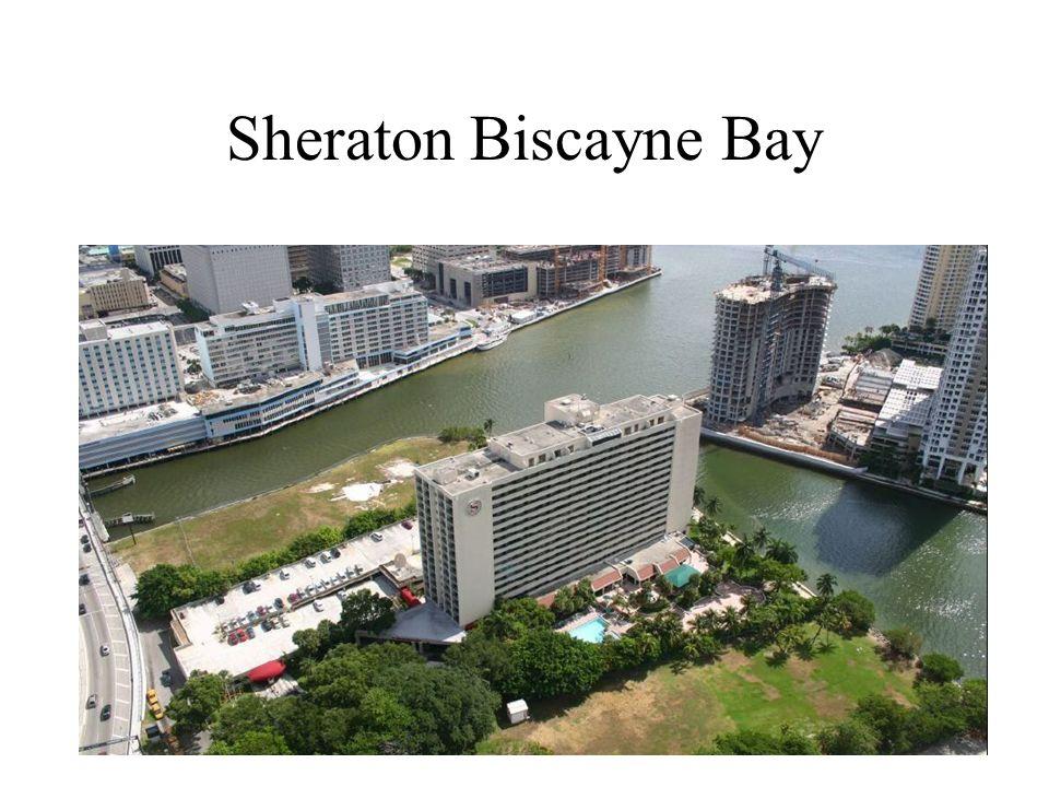 Sheraton Biscayne Bay