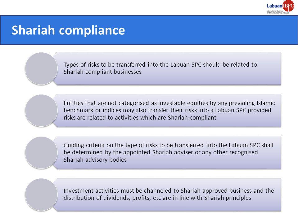 9 Labuan Shariah Compliant Pure Captive - How it works.