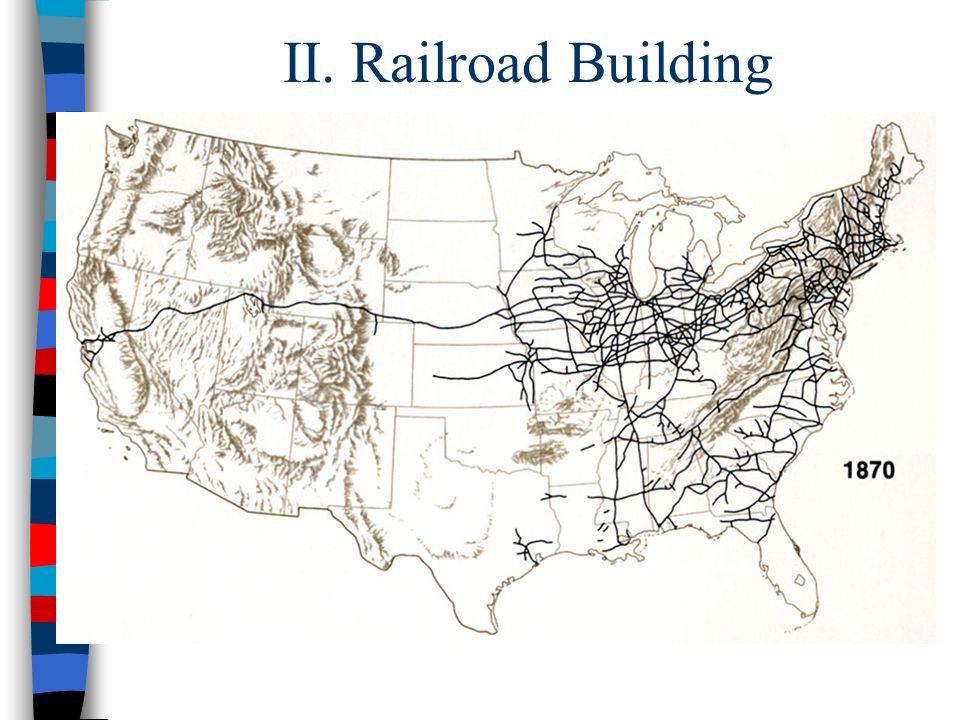 II. Railroad Building