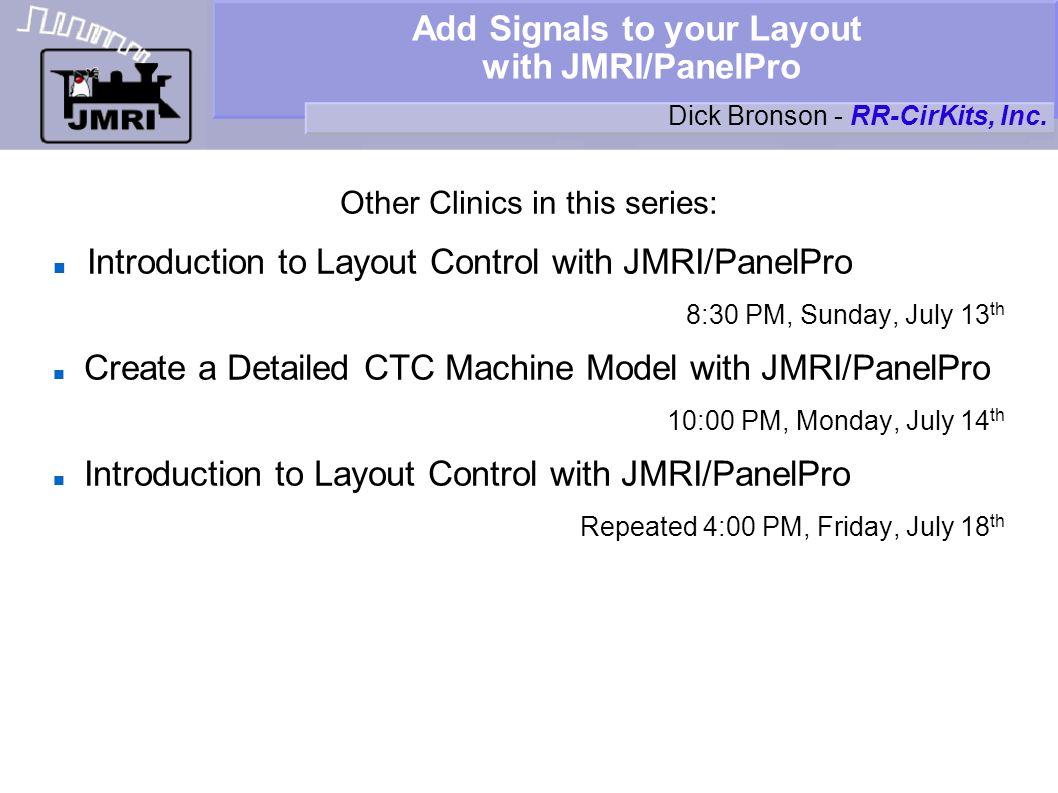 SSL (Simple Signal Logic) Signal head basics Once the signal head is in the Signal Table, add a description to match it.