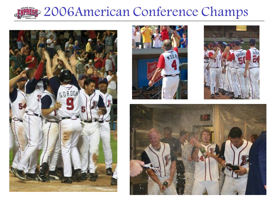 2006American Conference Champs