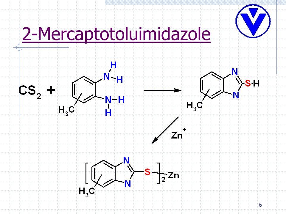 6 2-Mercaptotoluimidazole