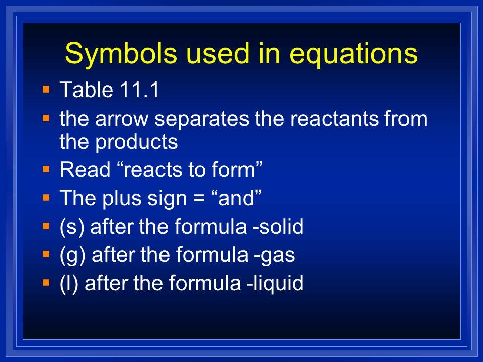 Examples P + O 2 P 4 O 10