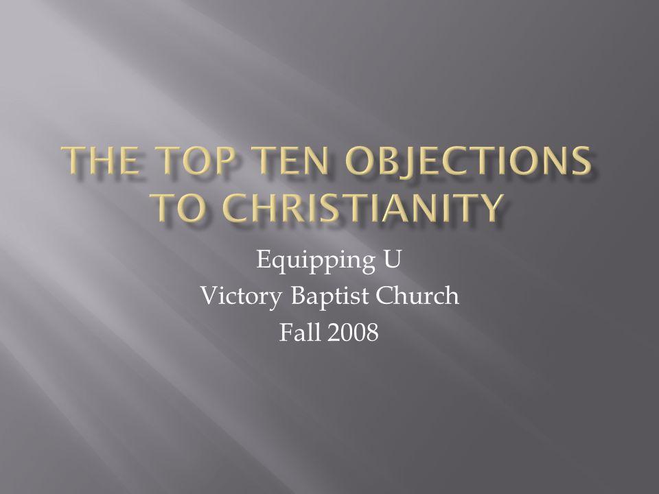 Equipping U Victory Baptist Church Fall 2008