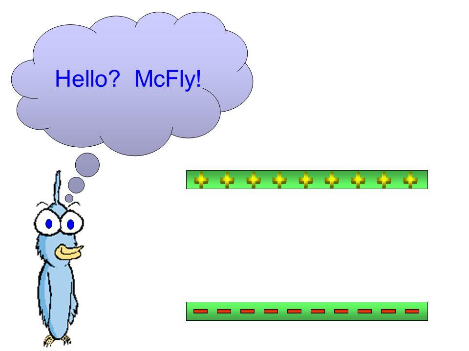 Hello McFly!