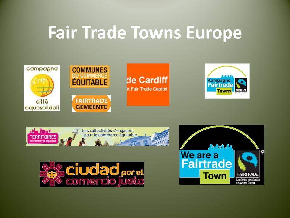 Fair Trade Towns Europe