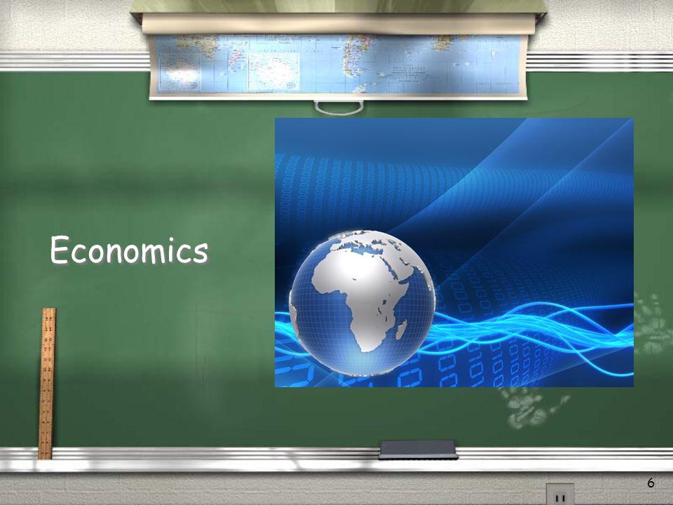 6 Economics