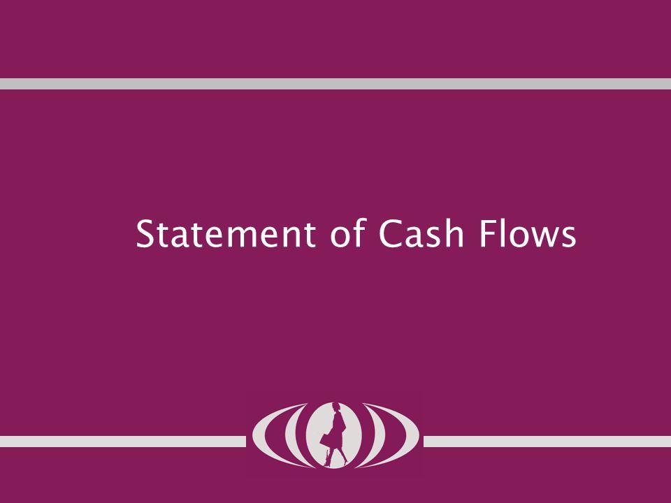 29 Statement of Cash Flows