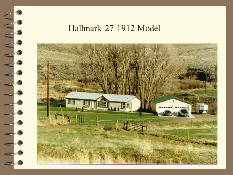 Hallmark 27-1912 Model