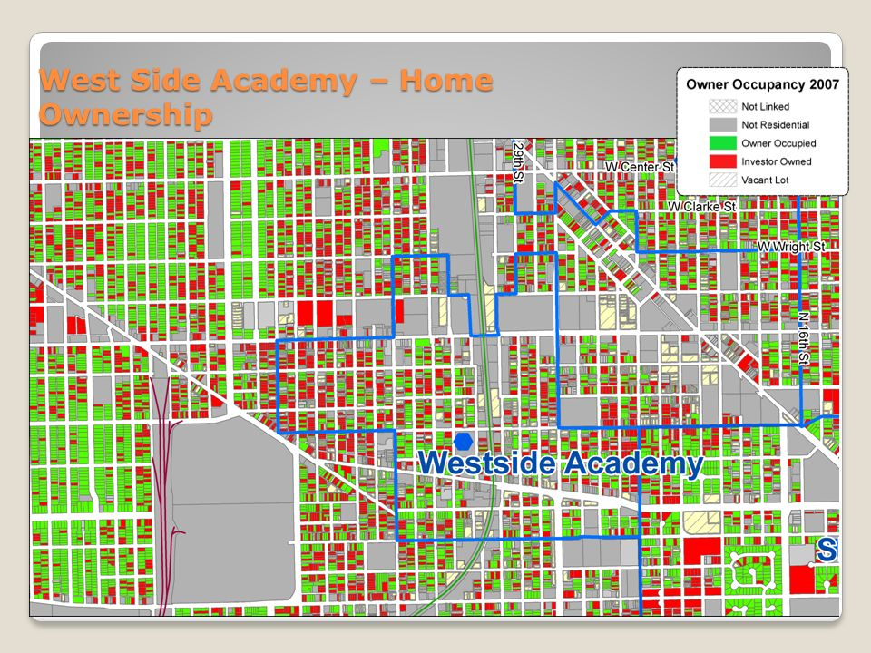 West Side Academy – Home Ownership