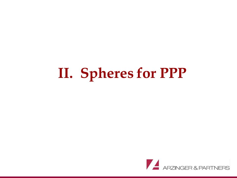II. Spheres for PPP