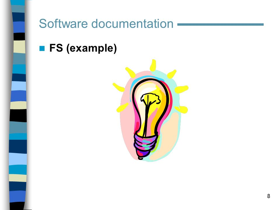 19 Test documentation Test Suite –A document specifying a sequence of actions for the execution of multiple test cases; –Purpose: to put the test cases into an executable order, although individual test cases may have an internal set of steps or procedures; –Is typically manual, if automated, typically referred to as test script (though manual procedures can also be a type of script); –Multiple Test Suites need to be organized into some sequence – this defined the order in which the test cases or scripts are to be run, what timing considerations are, who should run them etc.