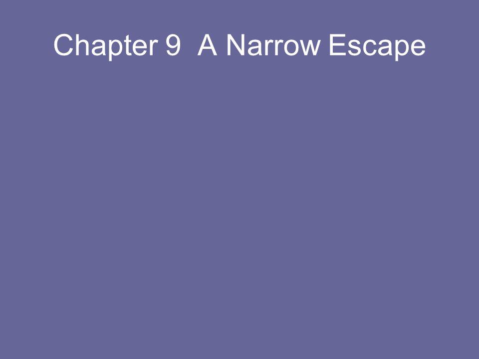 Chapter 9 A Narrow Escape