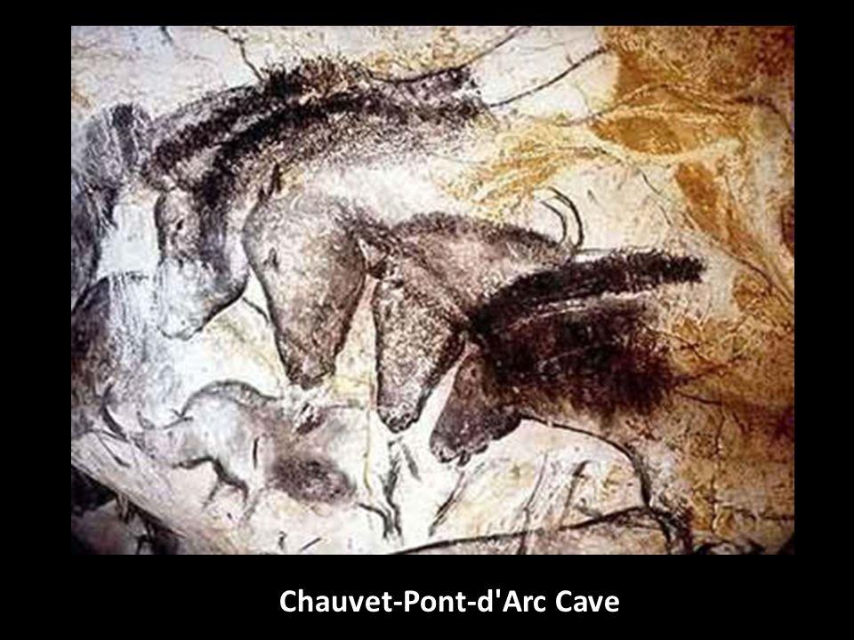 Chauvet-Pont-d Arc Cave